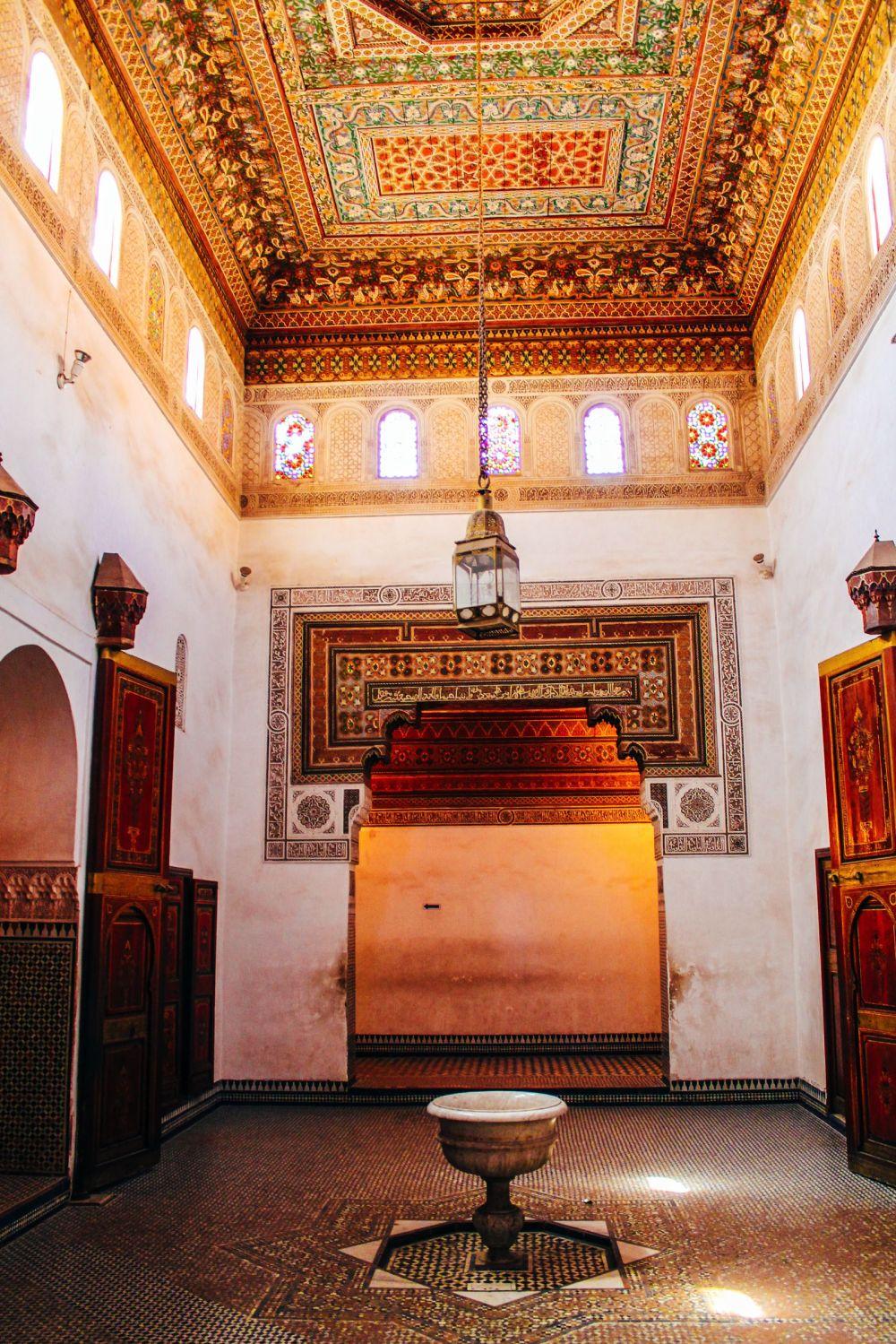 Bahia Palace... Marrakesh, Morocco. A Photo Diary. (34)