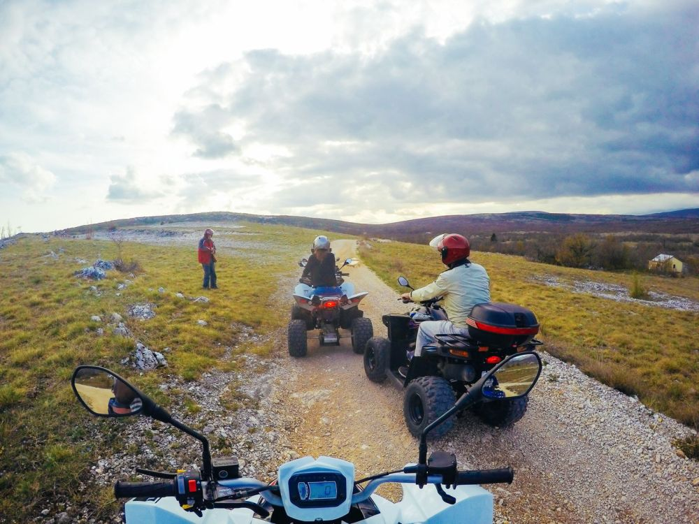 Quad Biking Through Croatia... (1)