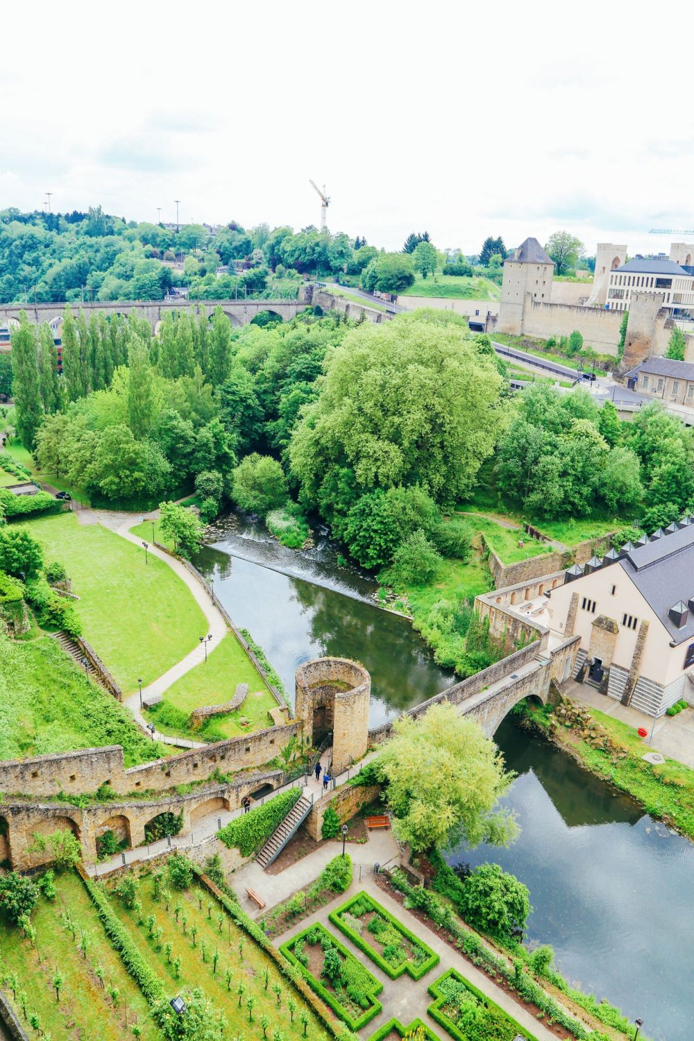 Old Luxembourg... The UNESCO World Heritage Site! (11)