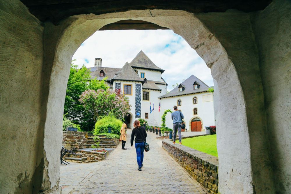 Clervaux Castle And The Family Of Man (7)