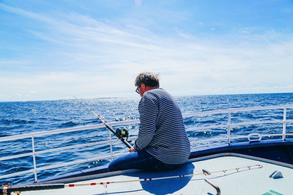 #Nordics48h Challenge - Our First Mission! Stavanger, Cod Fishing, Fishing, Tananger, Norway (28)
