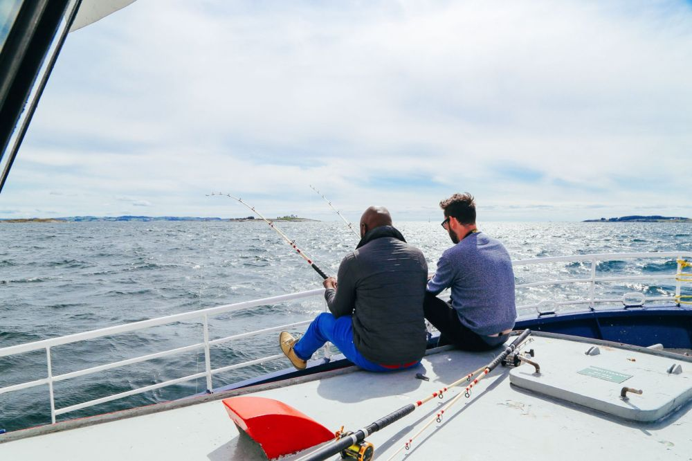#Nordics48h Challenge - Our First Mission! Stavanger, Cod Fishing, Fishing, Tananger, Norway (38)