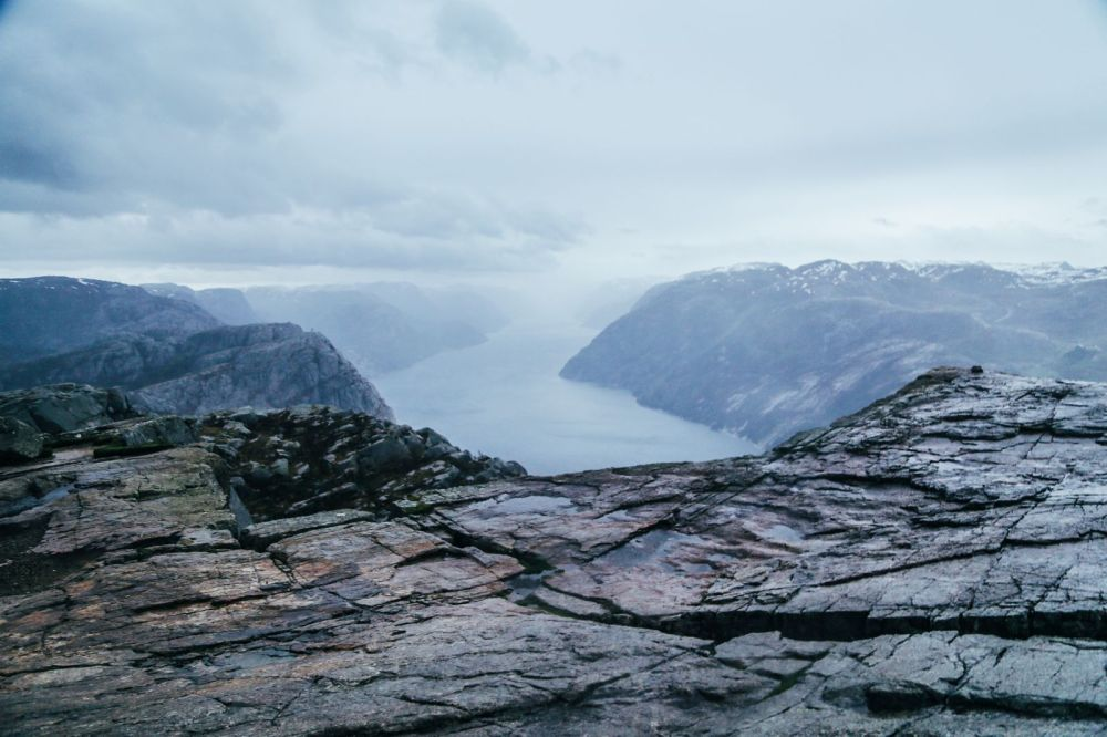 How To See The Lysefjord AND Get To The Very Edge Of Pulpit Rock In Norway! (52)