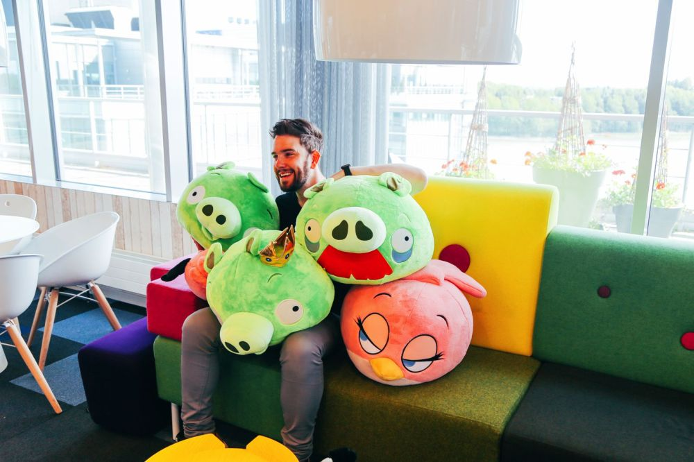 A Morning In Rovio - The Angry Birds HQ! #Nordics48h (10)
