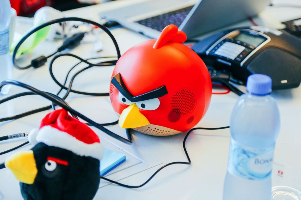 A Morning In Rovio - The Angry Birds HQ! #Nordics48h (13)