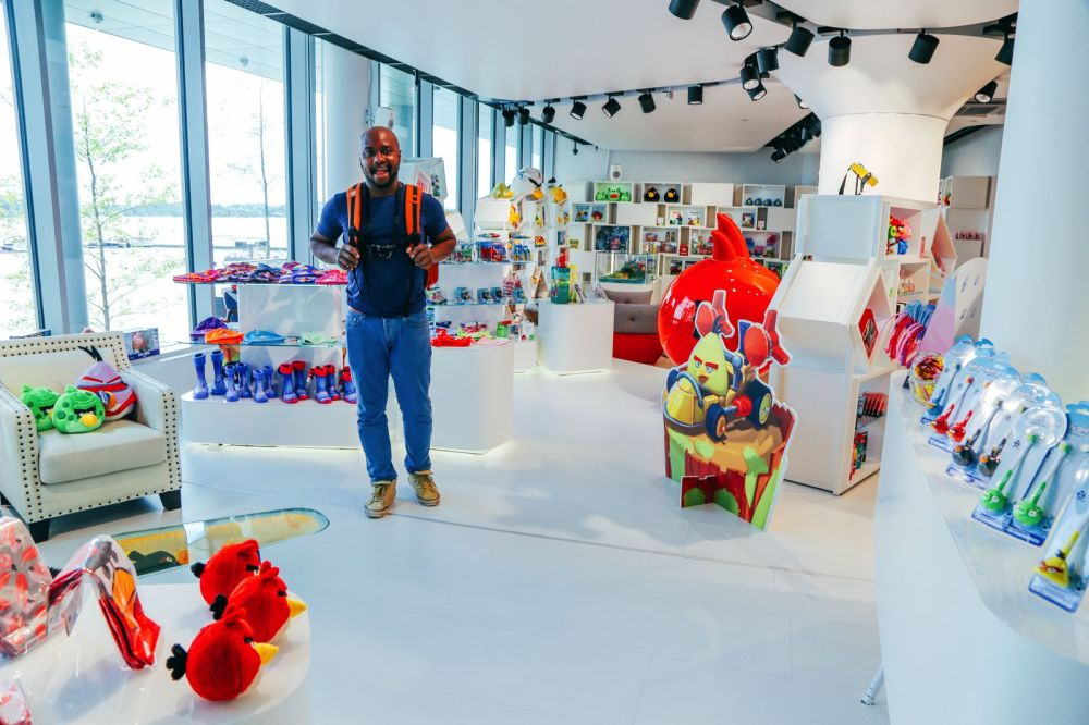 A Morning In Rovio - The Angry Birds HQ! #Nordics48h (36)