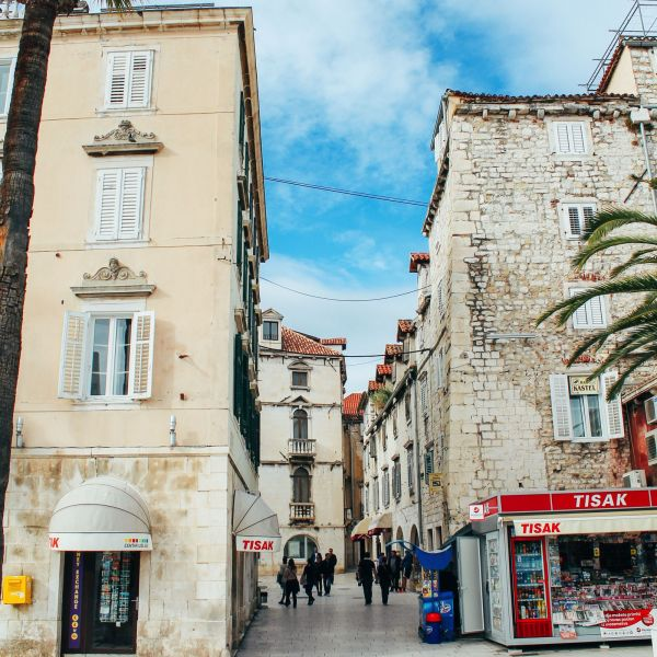 24 Hours In Split, Croatia... (25)