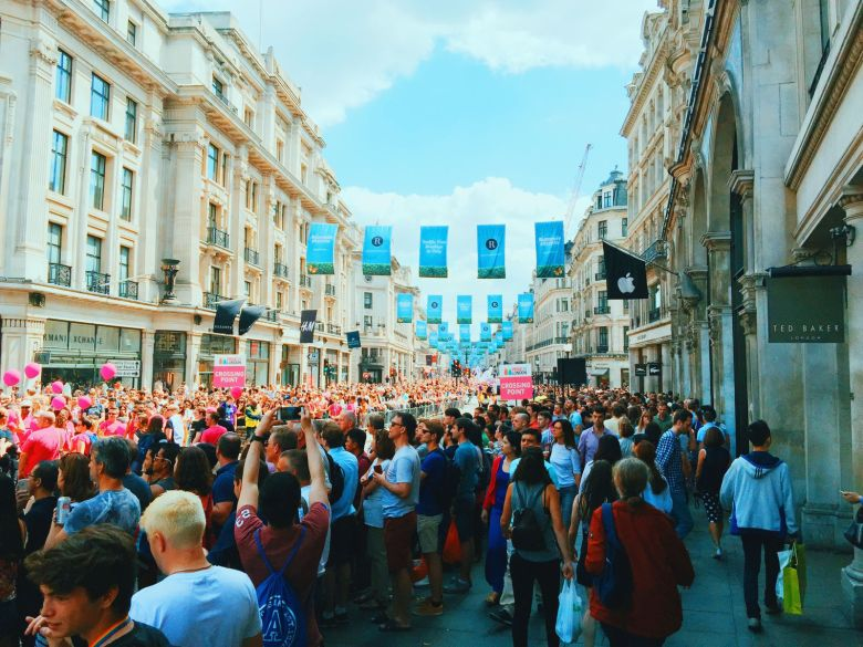 There Was A Party In London This Weekend... Pride in London (1)
