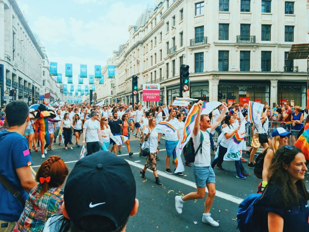 There Was A Party In London This Weekend... Pride in London (43)