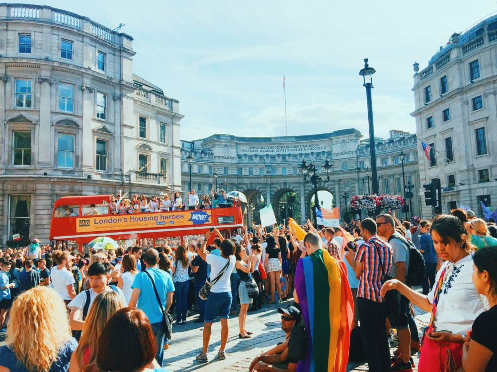 There Was A Party In London This Weekend... Pride in London (68)