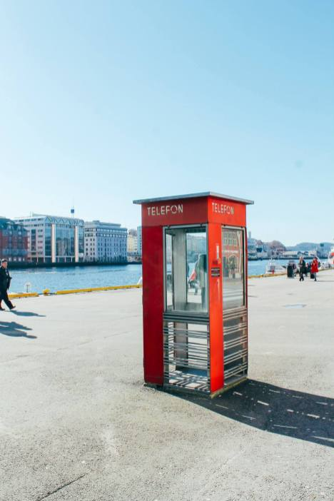 The UNESCO World Heritage Site of Bryggen... In Bergen, Norway. (18)