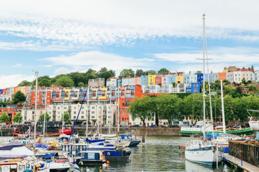 The Harbour Festival, Banksy, Steam Trains & The Girl With The Pierced Ear Drum... in Bristol, UK (5)
