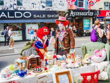 The London Neighbourhood of Camden: Where To Shop, Eat and Party! (1)