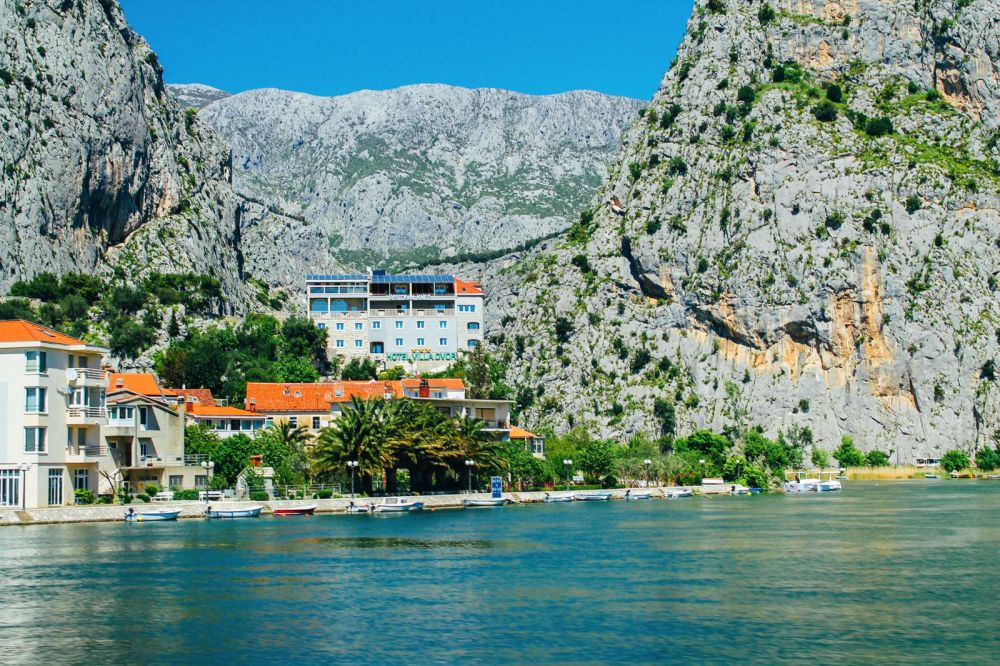 White Water Rafting On The Cetina River... In Croatia (42)