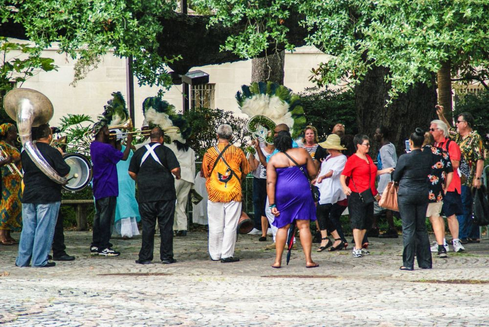 "A Weekend In New Orleans: Jazz, ""Mothers"" & Gate-Crashing A Wedding (9)"