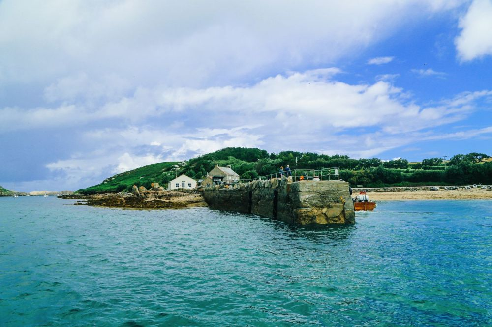 Kayaking in Bryher, Honesty Boxes and Tropical Island Hues... In Bryher Island, Isles of Scilly, UK (2)
