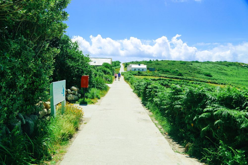 Kayaking in Bryher, Honesty Boxes and Tropical Island Hues... In Bryher Island, Isles of Scilly, UK (40)