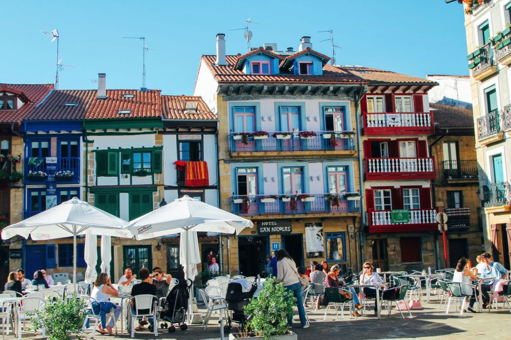 Photo Diary: Hondarribia - The Beautiful Seaside Town In The Basque Country (1)
