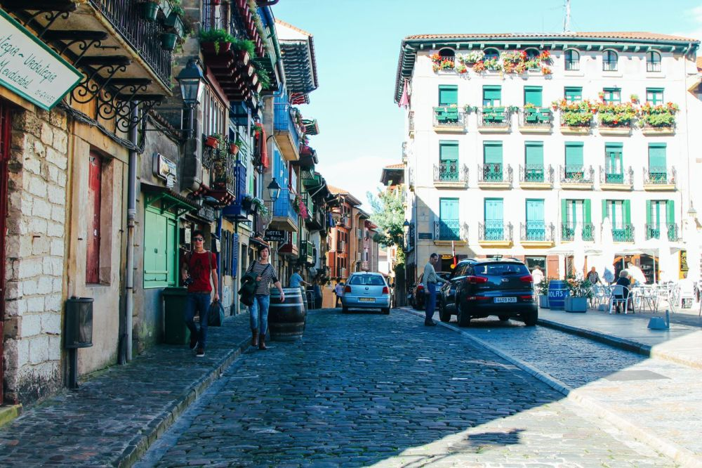 Photo Diary: Hondarribia - The Beautiful Seaside Town In The Basque Country (11)