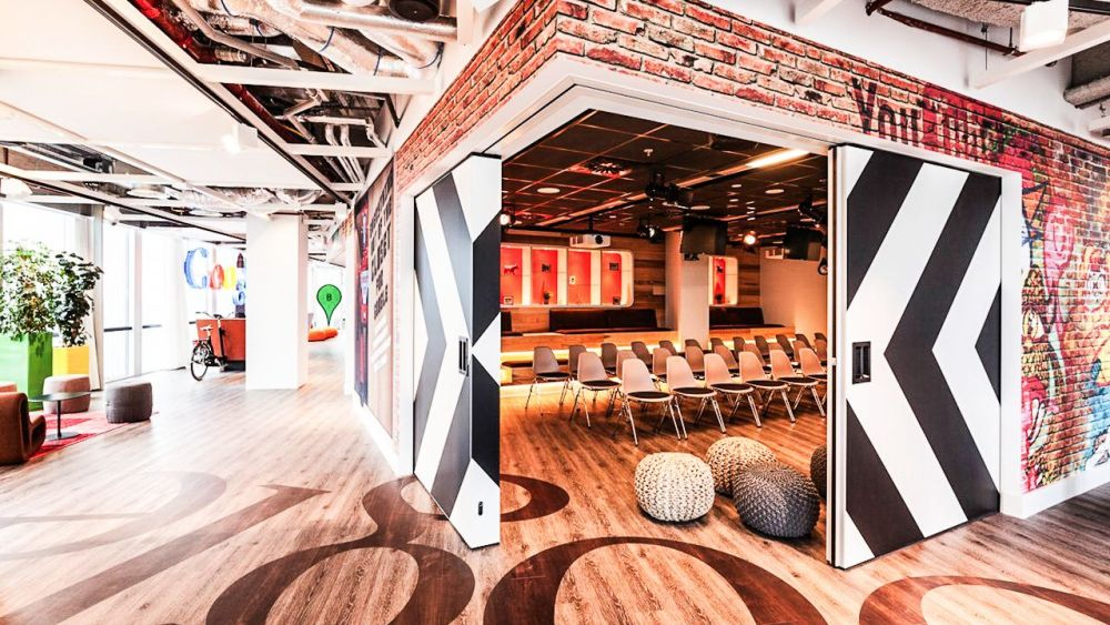Ultra Cool Office Spaces That You Will Want To Work In (1)