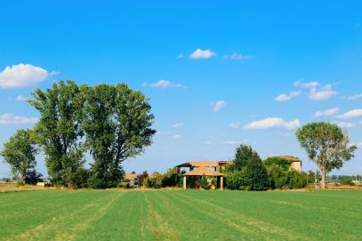 Photo Diary: Corn Fields And Open Roads... In Italy (16)