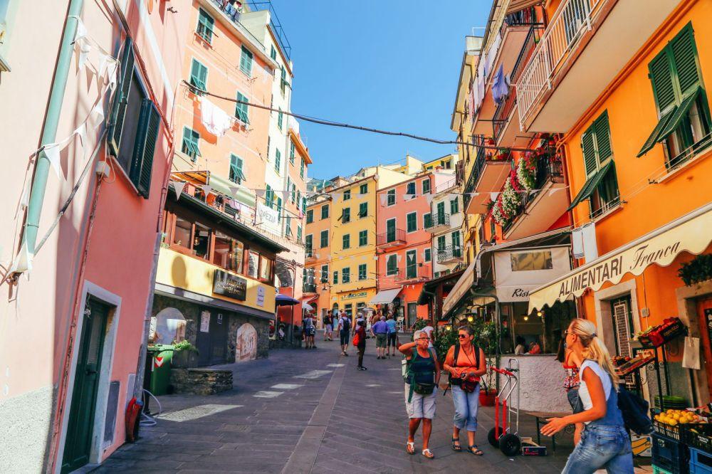 Cinque Terre To Pisa: Italy Road Trip On A Rickshaw (23)