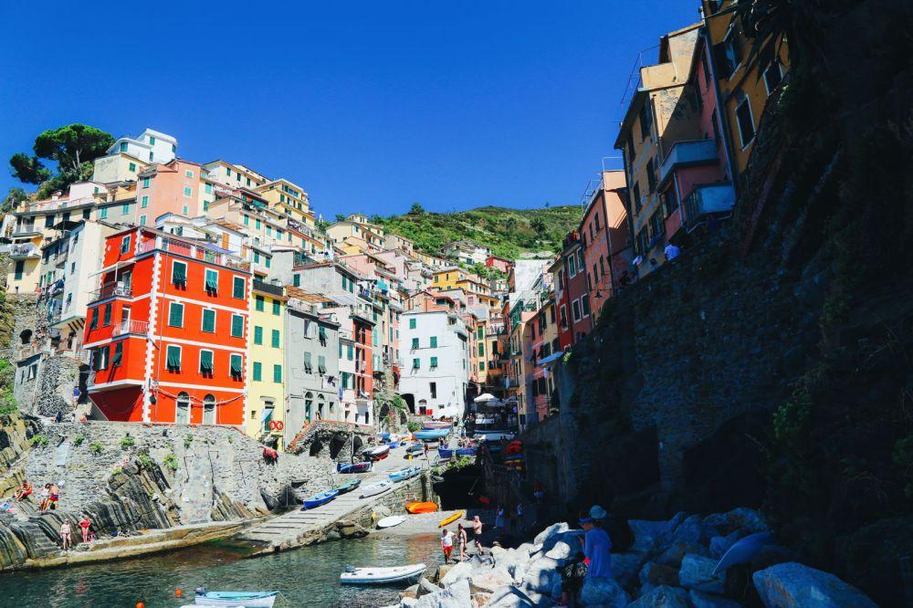 Cinque Terre To Pisa: Italy Road Trip On A Rickshaw (25)