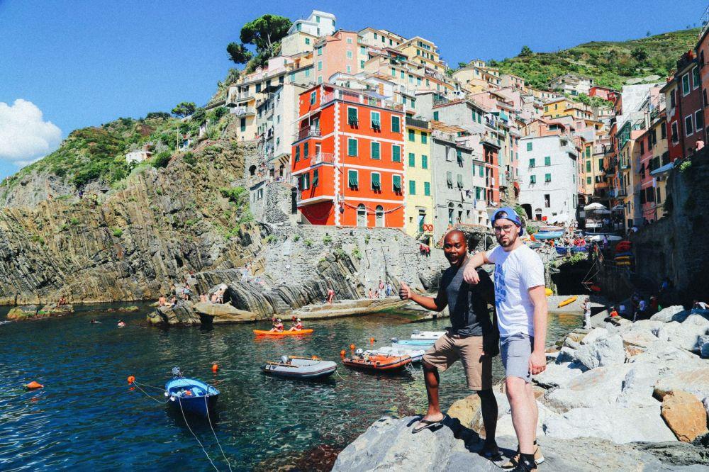 Cinque Terre To Pisa: Italy Road Trip On A Rickshaw (28)