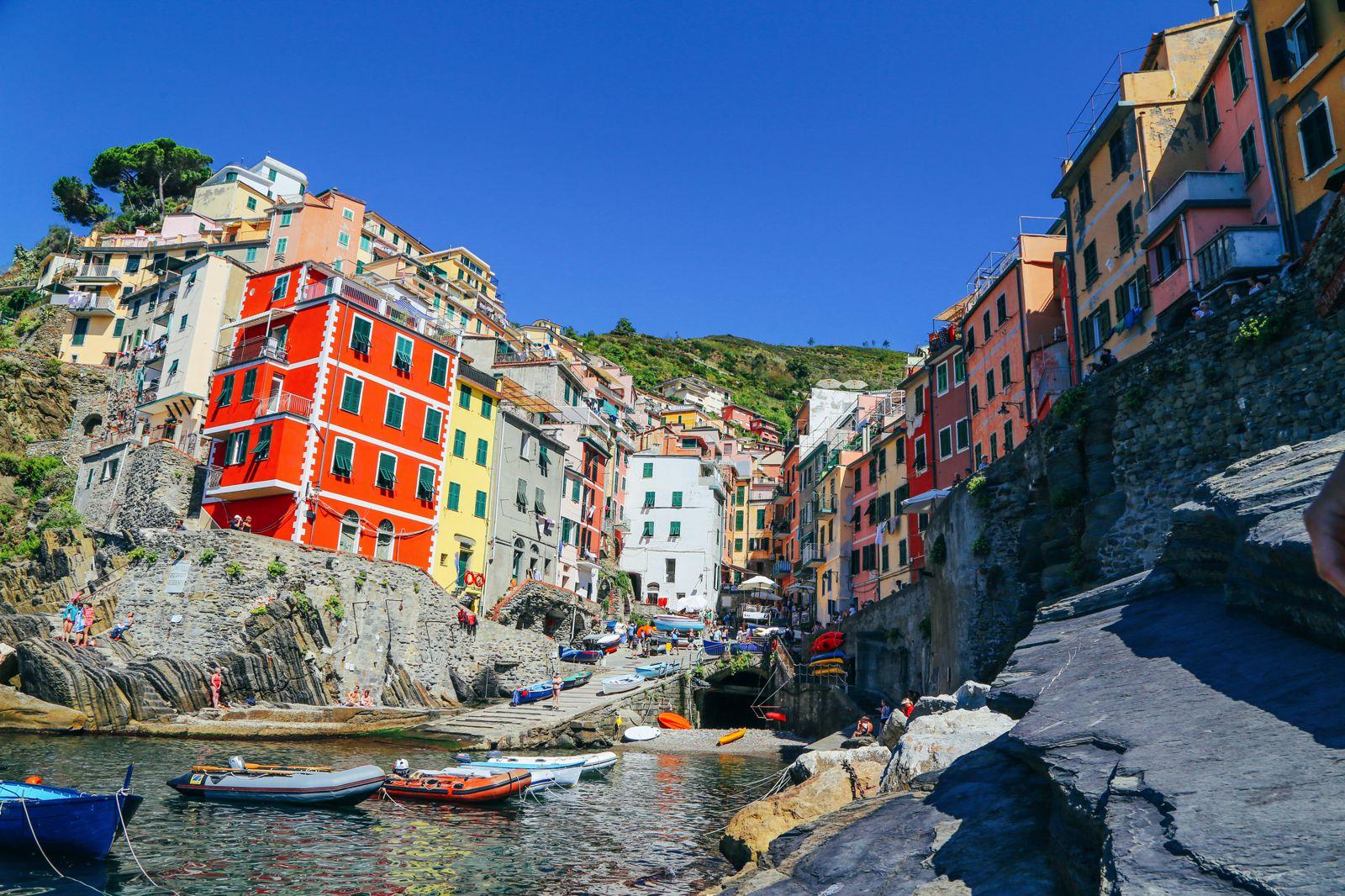 Cinque Terre To Pisa: Italy Road Trip On A Rickshaw (34)
