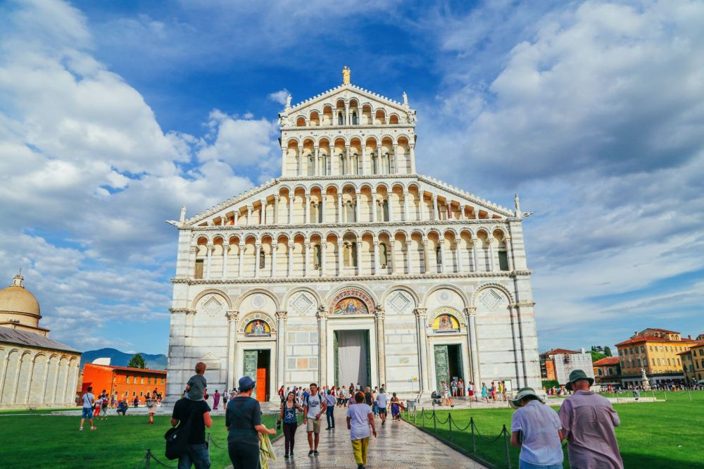 Cinque Terre To Pisa: Italy Road Trip On A Rickshaw (54)