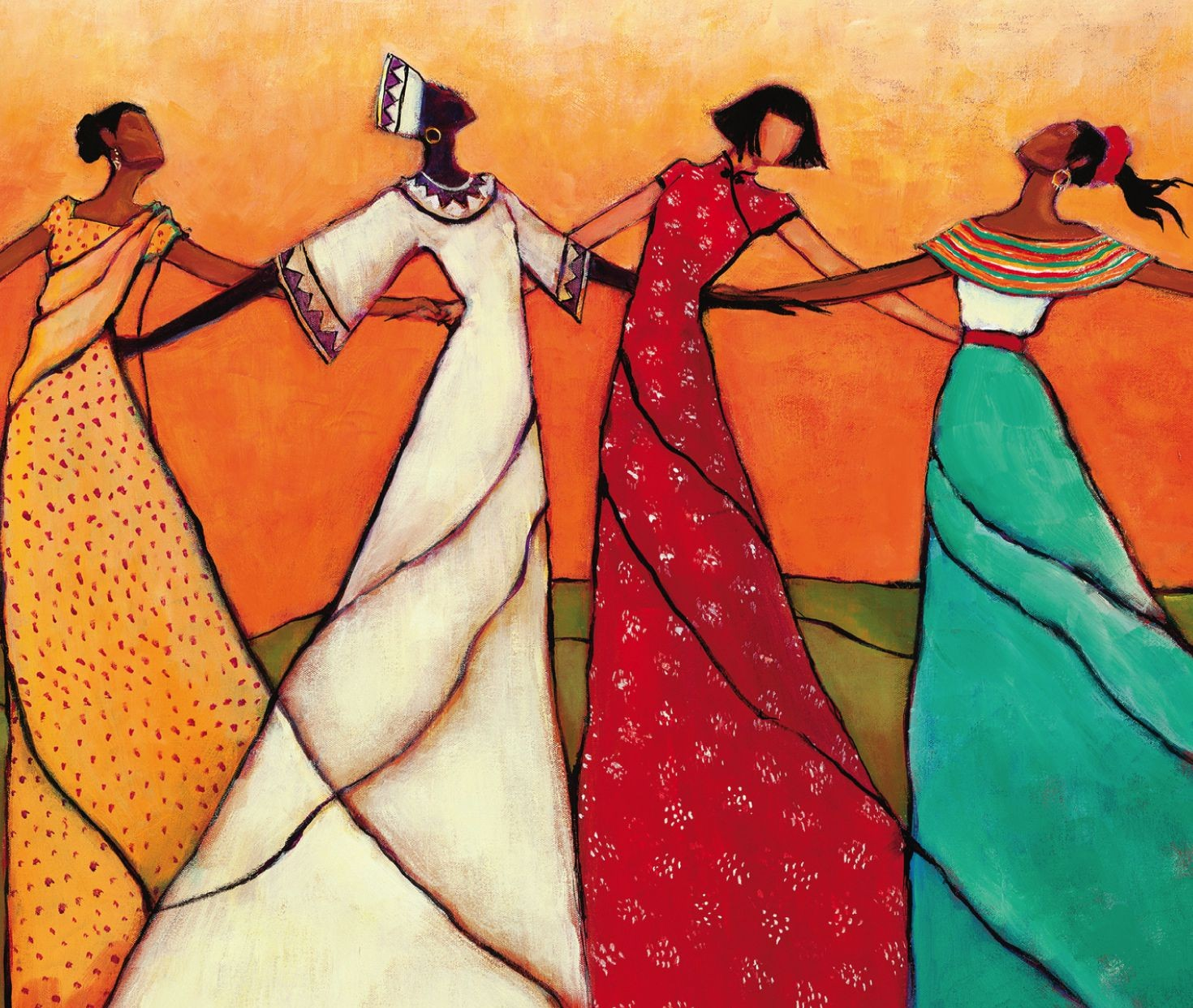 Strong Diverse Women Of The World - Feminist Manifesto (2)