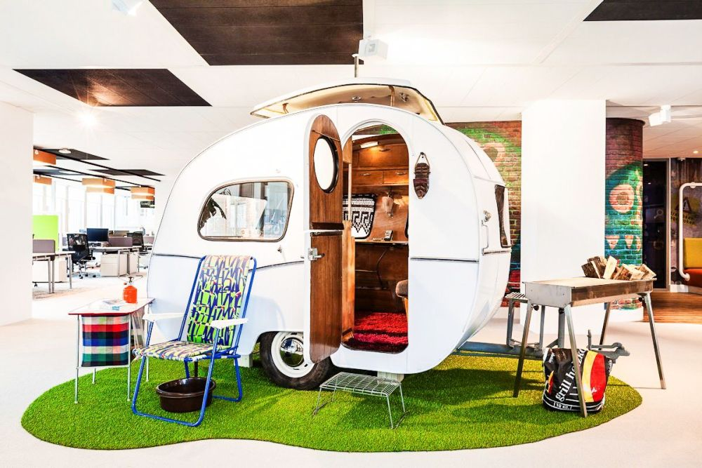 Ultra Cool Office Spaces That You Will Want To Work In (2)
