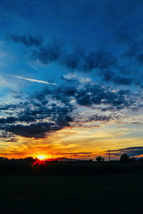 San Miniato And That Glorious Tuscany Sunset! (17)