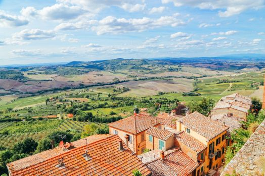 Montepulciano - The Italian Medieval Town In The Mountains... (23)