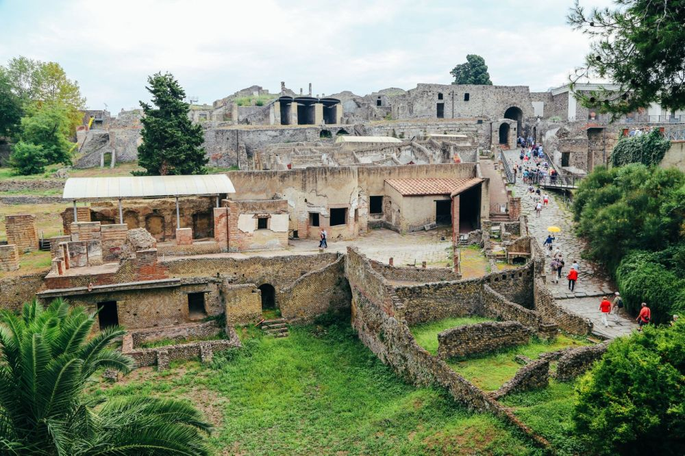The Ancient City Of PompeiI (1)