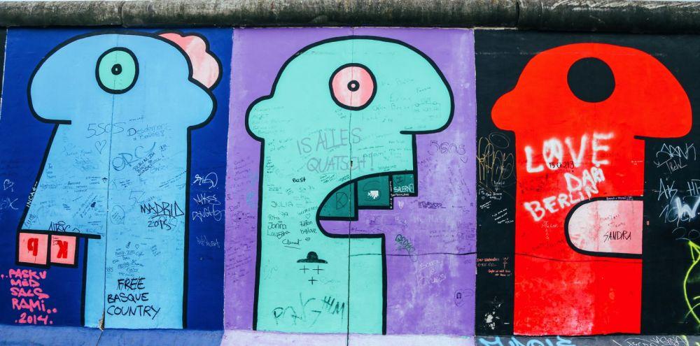 East Side Gallery, Berlin, Germany (19)