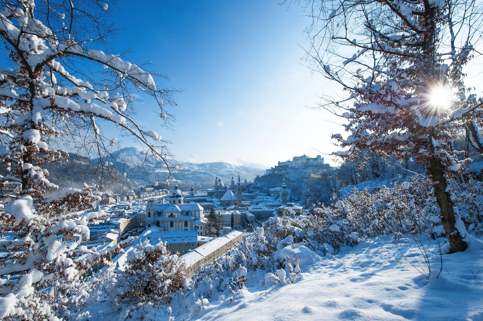 Winter Cities In Europe (3)