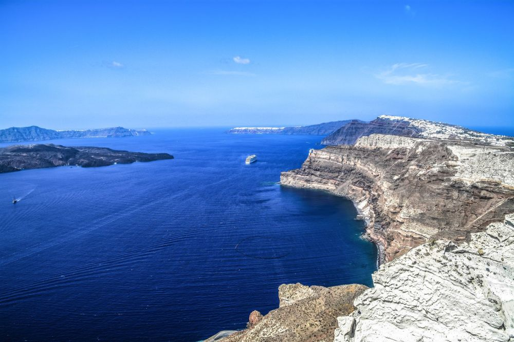 A Journey To The Real Atlantis - Santorini In Greece (3)