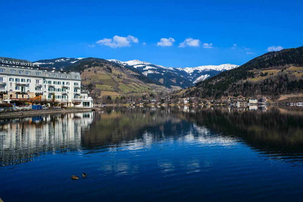 Learn To Ski In Zell Am See, Austria (10)