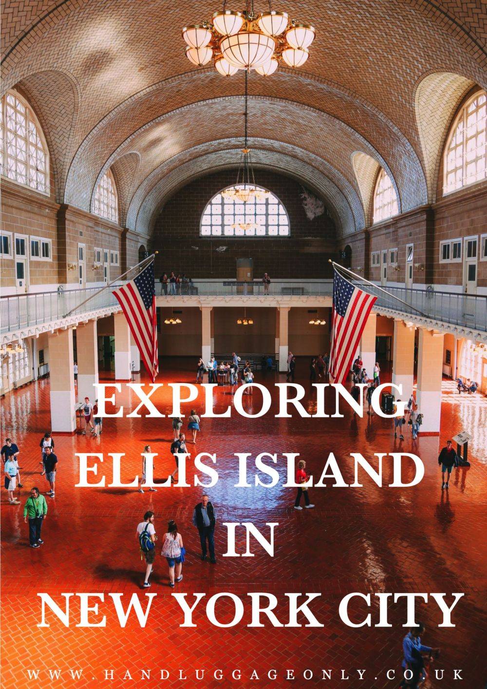 Exploring Ellis Island in New York City