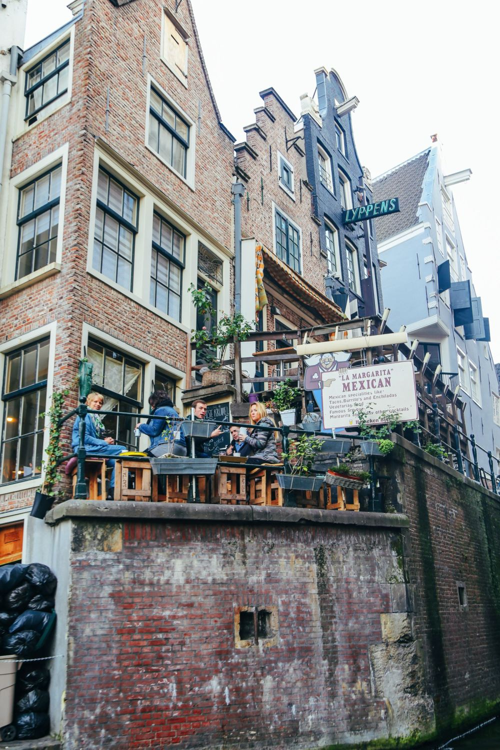 Exploring Amsterdam's Canal (By Driving A Boat For The First Time!) (36)