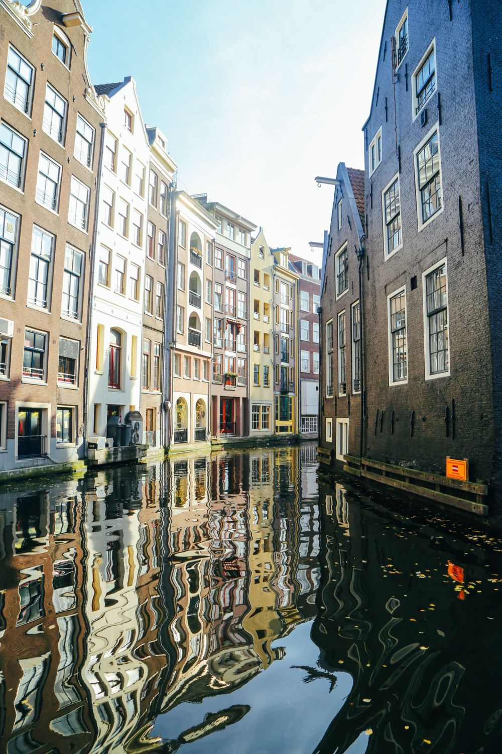 Exploring Amsterdam's Canal (By Driving A Boat For The First Time!) (41)