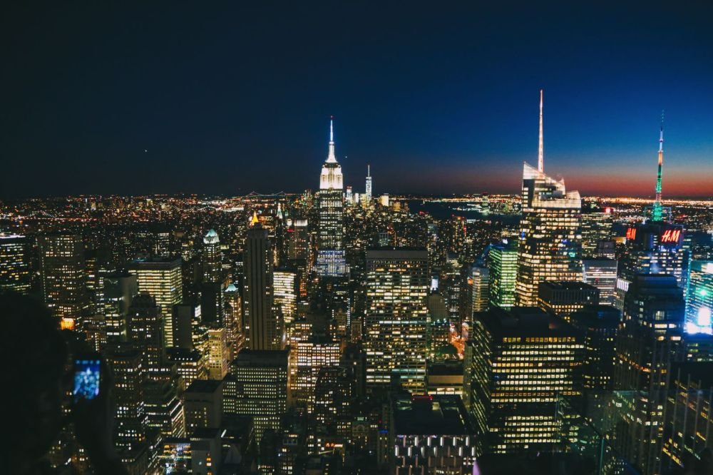 Top Of The Rock In New York City! (27)