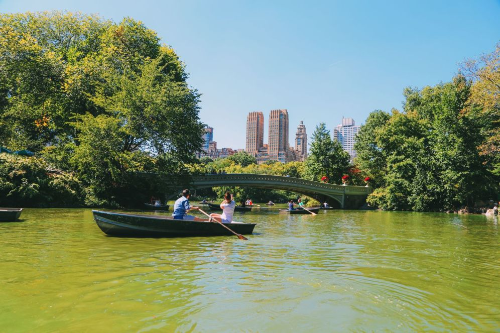 Boating at the Loeb Boathouse in Central Park, New York City (22)