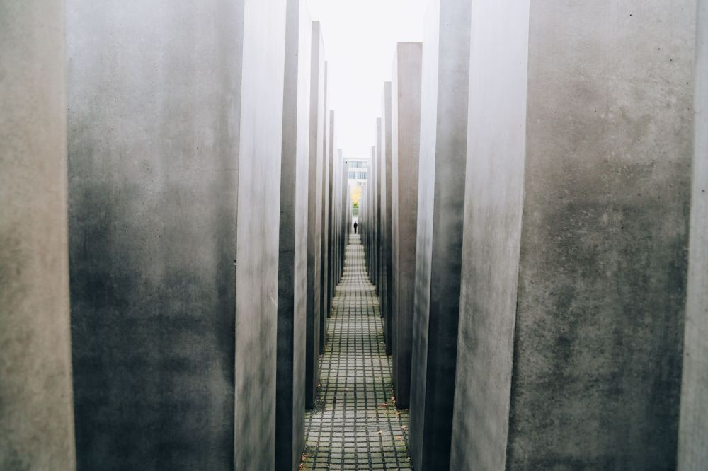 A Memoir To The Fallen - The Holocaust Memorial Also known as the Memorial to the Murdered Jews of Europe (2)