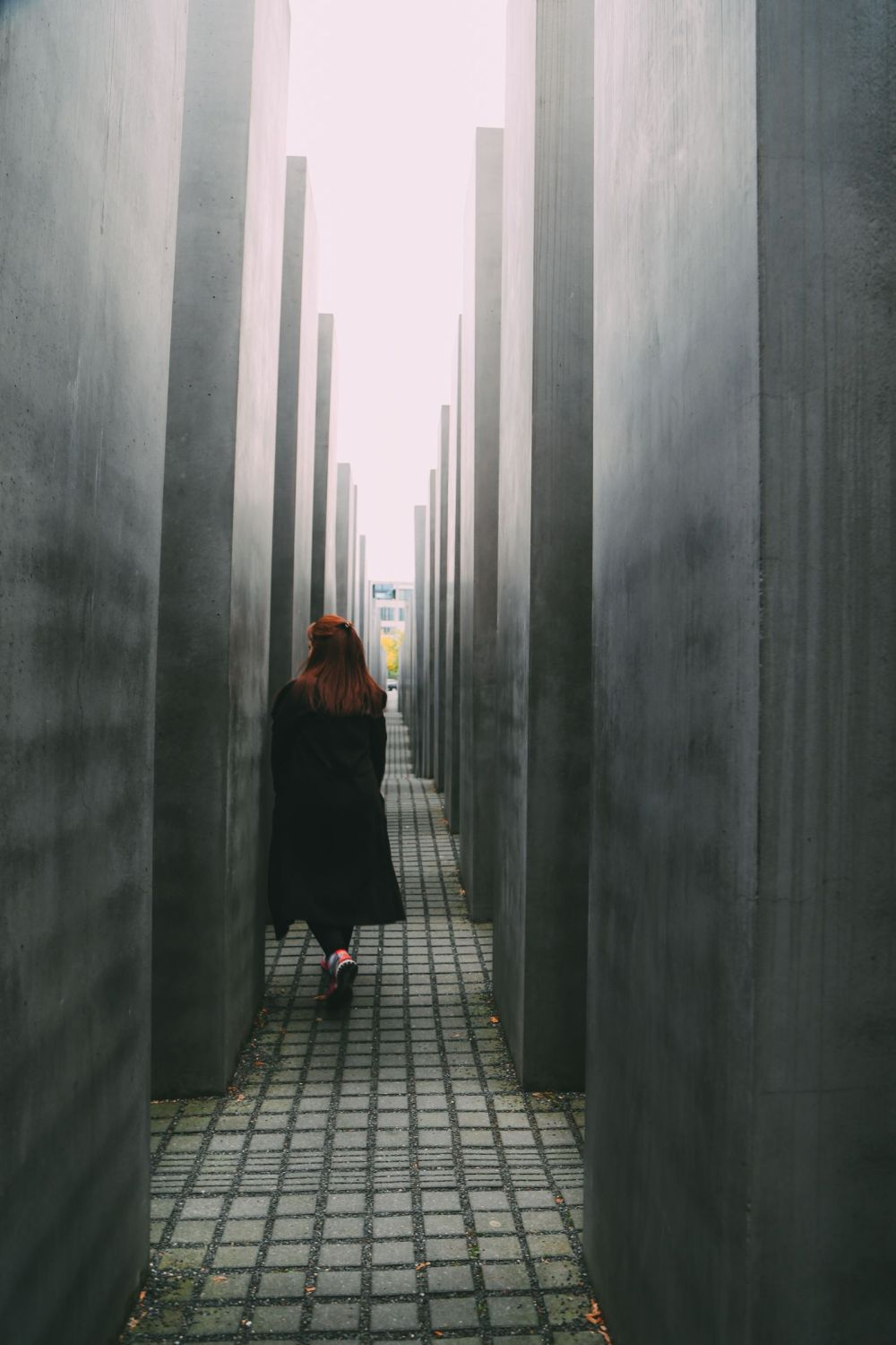 A Memoir To The Fallen - The Holocaust Memorial Also known as the Memorial to the Murdered Jews of Europe (3)