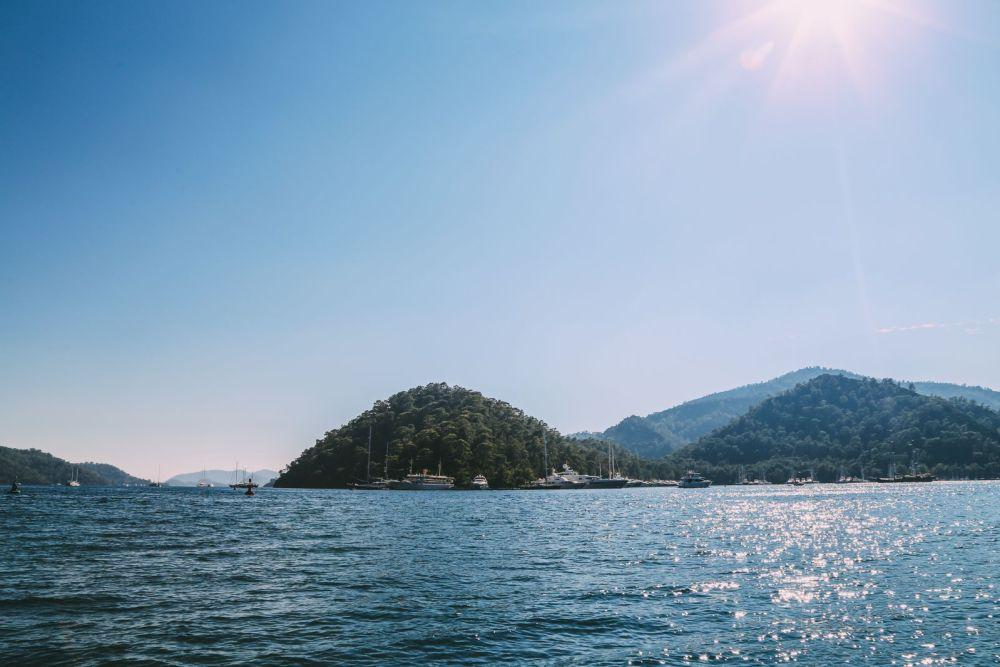 Arrival In Dalaman, Turkey... And A Secret Beach! (20)