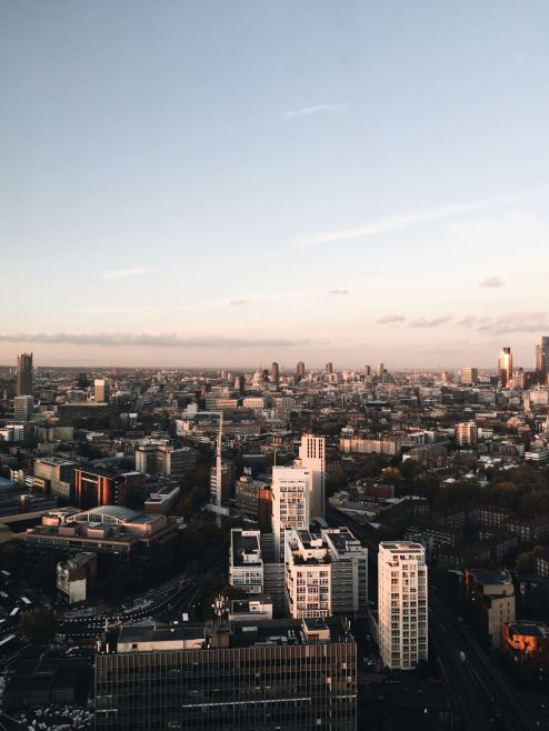 London at Sunrise