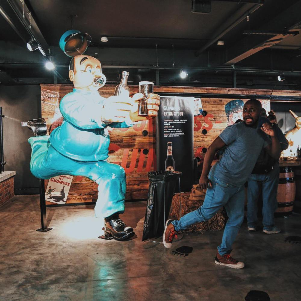 We're in Dublin, Ireland - Guinness Storehouse - Teeling Whiskey (5)