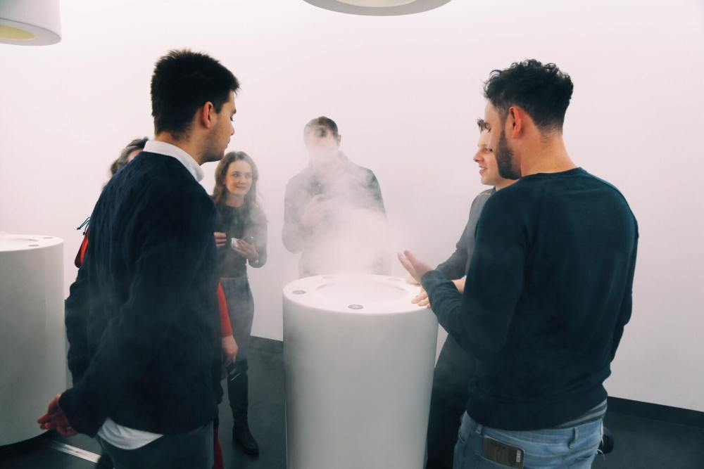We're in Dublin, Ireland - Guinness Storehouse - Teeling Whiskey (4)